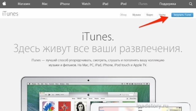 Установка iTunes на Windows — подробная инструкция