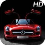 SLS AMG HD — реклама одной машины
