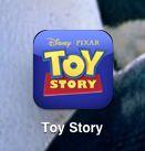 Toy Story — интерактивная книга на iPad