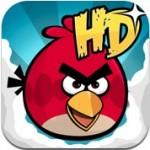 Angry Birds HD — грозные птички