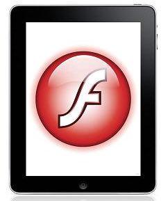 ipad flash