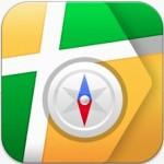 Яндекс карты на iPad