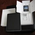 Комплектация iPad