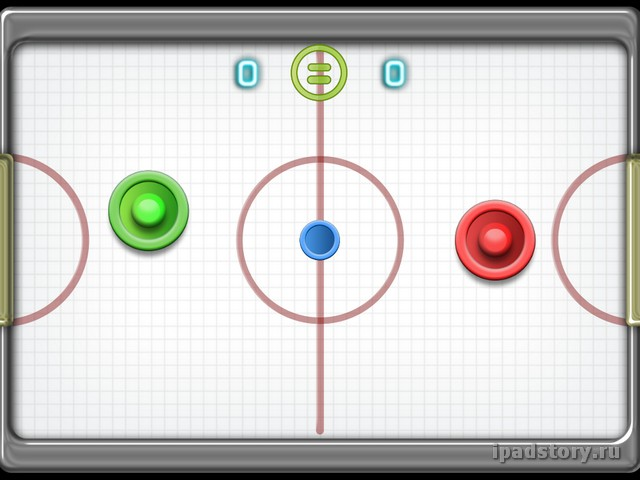 Air Hockey для iPad