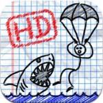 Parachute Panic HD — прыгаем на парашюте с iPad