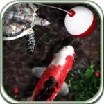 Виртуальная рыбалка на iPad