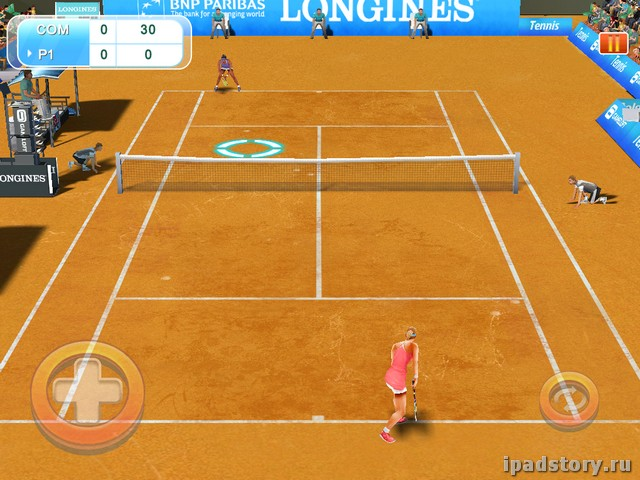 Real Tennis ipad