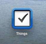 Things — планировщик задач на iPad