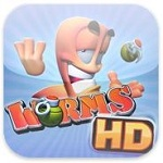 Worms HD — червяки покоряют iPad