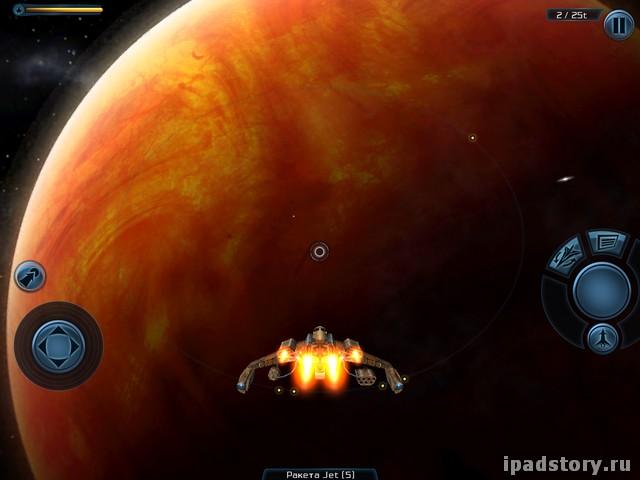 Игра Космический Симулятор