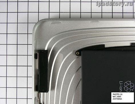 Что внутри iPad