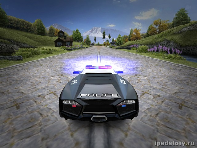 need for speed ipad