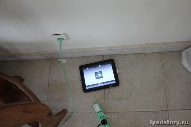 Как зарядить iPad от компьютера