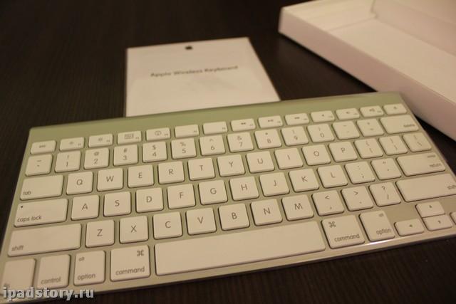 Клавиатура Аппле Инструкция - фото 3