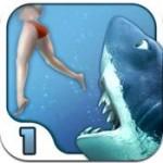 Hungry Shark — голодная акула и акселерометр