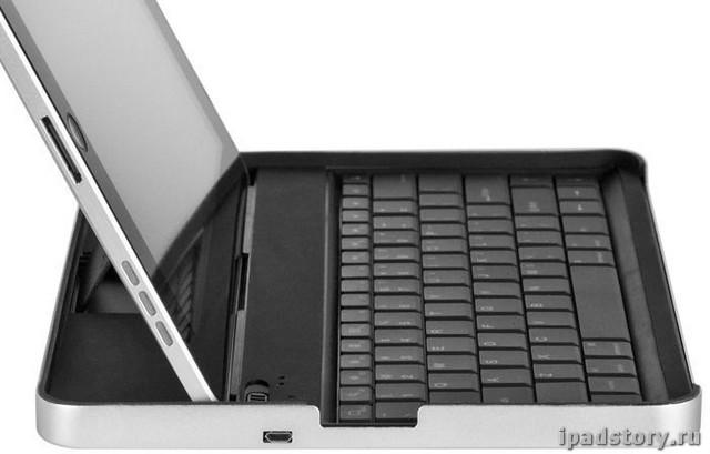 Чехол для iPad с клавиатурой