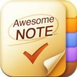 aNote - заметки iPad
