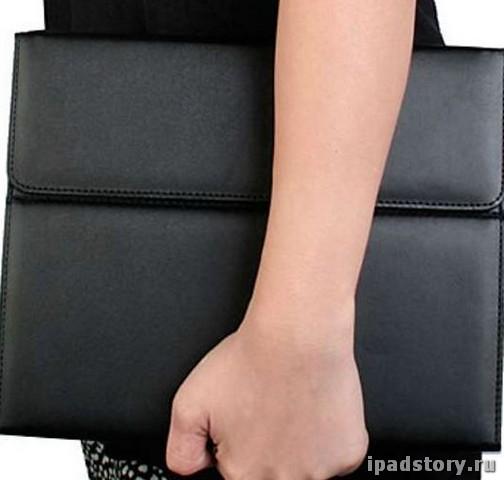 клавиатура-чехол для iPad