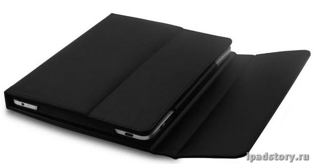 чехол и клавиатура iPad
