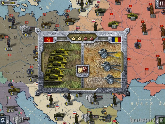 European War iPad