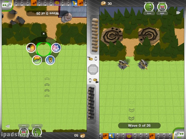 Tower Madness ipad