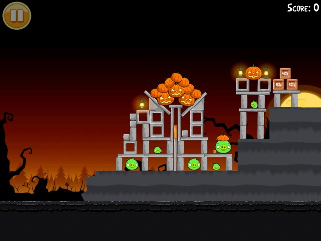 Конкурс Angry Birds