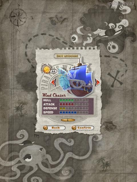 Pirate's Battle ipad