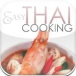 Тайская еда на iPad