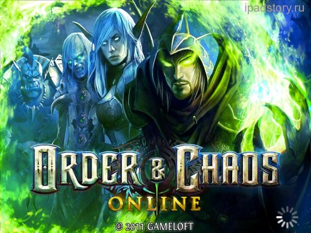 войны хаоса и порядка онлайн