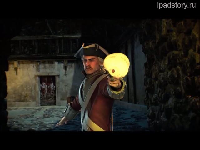 BackStab iPad