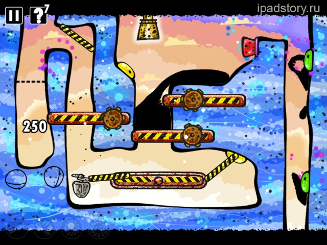 Feed me oil hd ipad