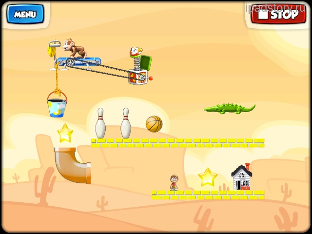 incredible machine iPad