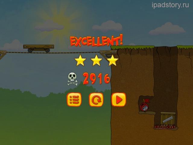 Red Ball 3 iPad