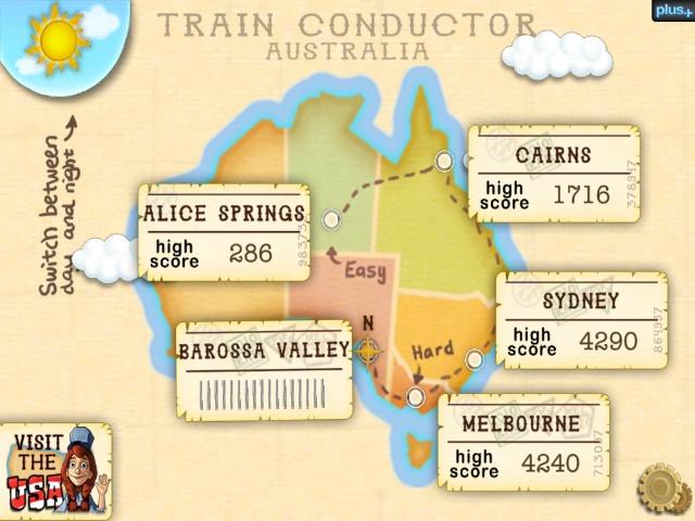 Train Conductor iPad