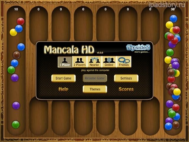 Манкала iPad