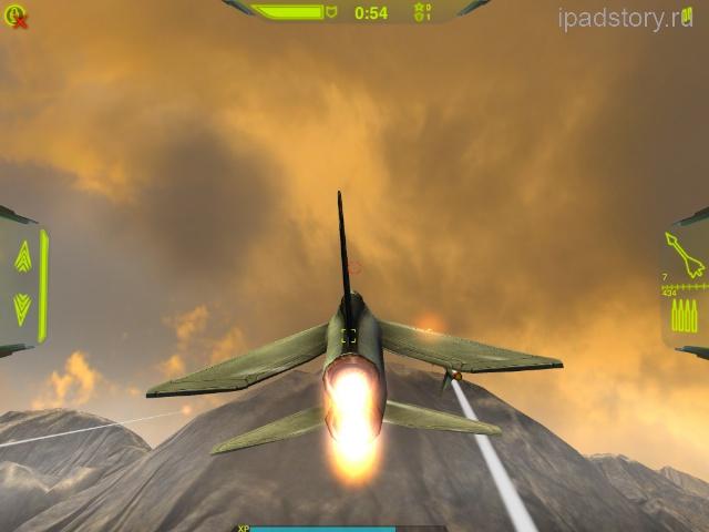 metalStorm online на iPad