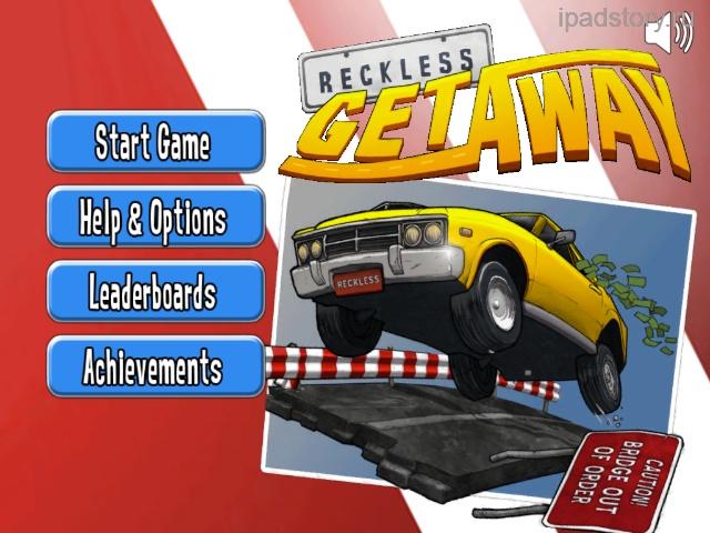 Reckless Getaway на iPad