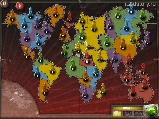 Risk официальная игра