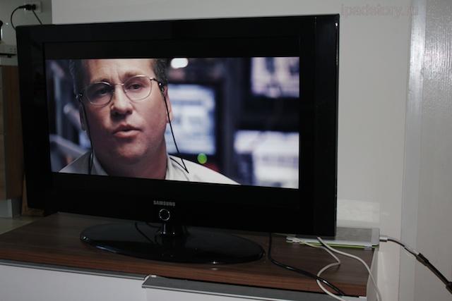 подключение iPad к телевизору