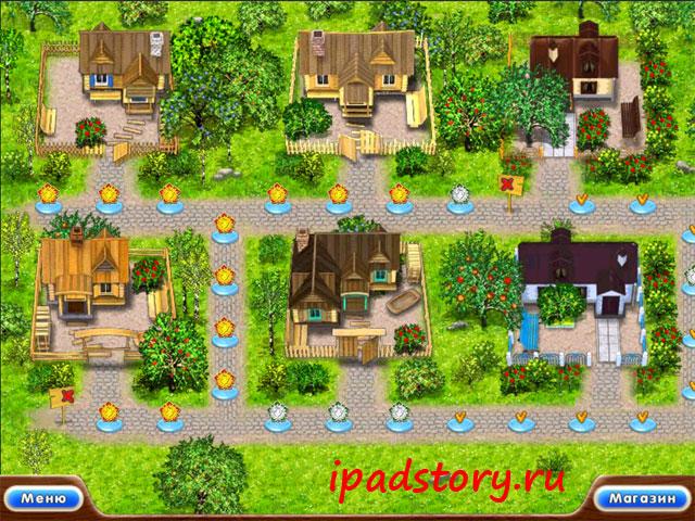 Веселая ферма: Начало - бесплатная игра на iPad
