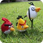 Мы связали Angry Birds