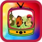 Мультфильмы iPad