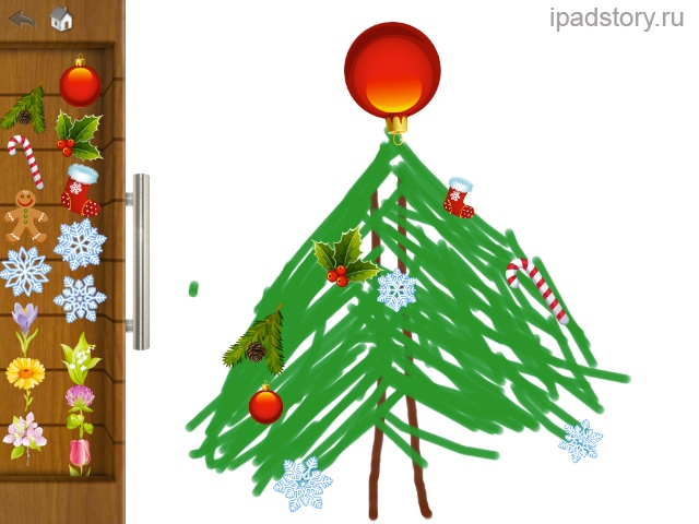 Планшет для рисования iPad