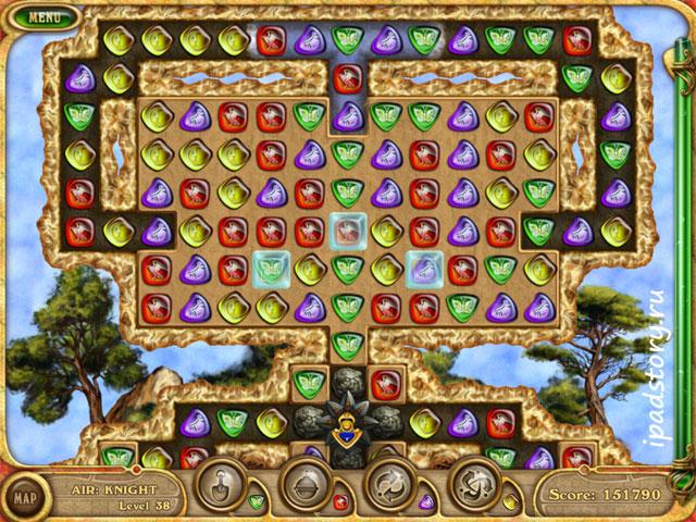 игровое поле 4 Elements HD (Full)