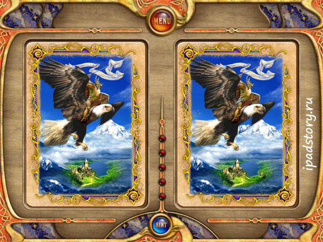 4 Elements HD - мини-игра