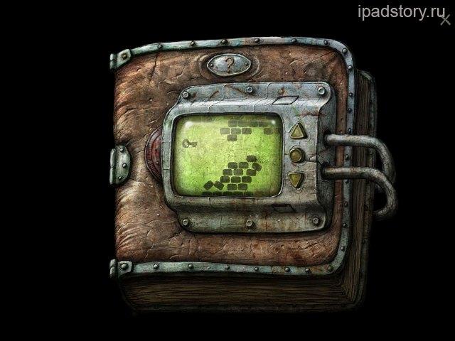 Machinarium iPad