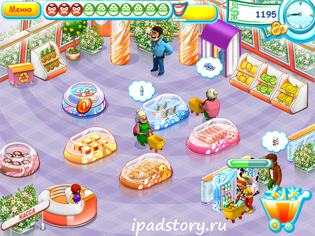 Супермаркет Мания HD
