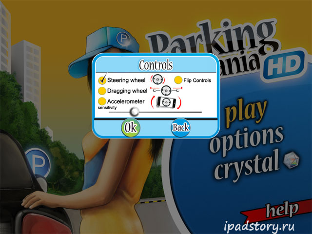 Parking Mania на iPad