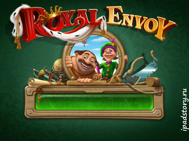 Royal Envoy на iPad