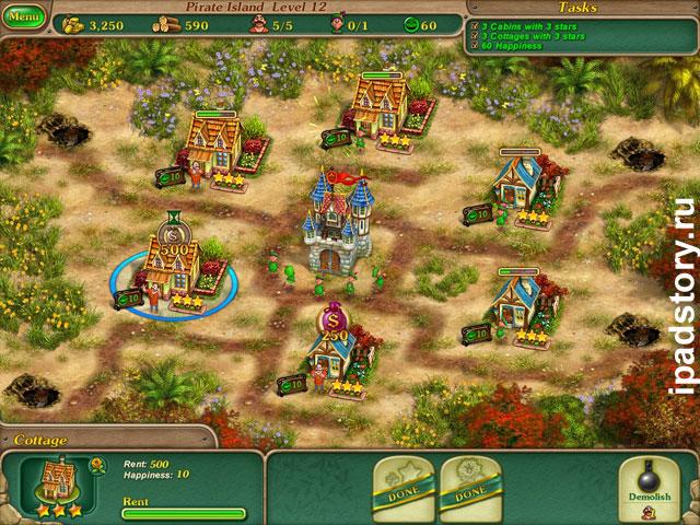 Royal Envoy - обзор игры на iPad